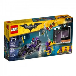 Lego Batman Movie Motocykl Catwoman