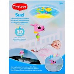 Tiny Love Projektor podróżny/Pozytywka - Wieloryb Suzi