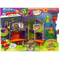 Magic Box Super Zings seria 3 Sekretne Laboratorium +2 figurki Superzings