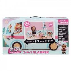 Mga Kamper L.O.L. Surprise 2w1 Glamper