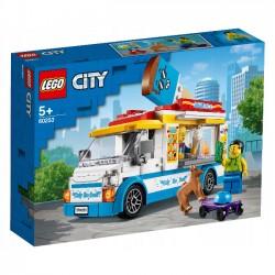 Lego City Furgonetka z lodami