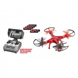 CARRERA RC Quadrocopter Live Streaming