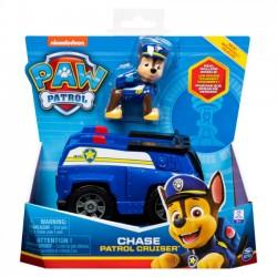 Psi Patrol - Chase i jego radiowóz policyjny