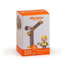 Marioinex Klocki Mini Wafle Budowniczy Zestaw Średni  902585