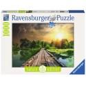 Puzzle Ravensburger Mistyczne Niebo/Nature  1000  el.  195381