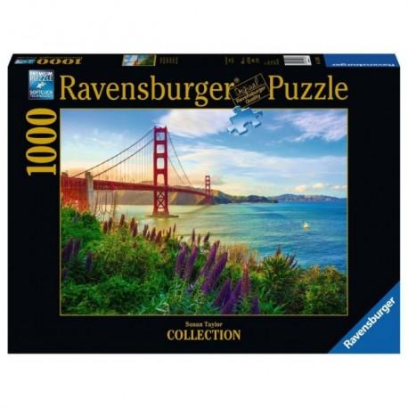 Puzzle 1000 Most Golden Gate