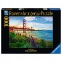 Puzzle Ravensburger  Most Golden Gate  1000 el.  152896