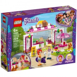 LEGO Friends. 41426 Parkowa kawiarnia w Heartlake City