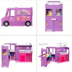 Barbie Foodtruck Zestaw do zabawy