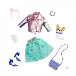 Barbie  Przygody Księżniczek ubranko akcesoria