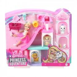 Lalka Barbie Chelsea Księżniczka Przygody
