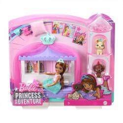 Barbie Lalka Księżniczka Przygody