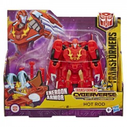 Hasbro Transformers Action Attackers Ultra Hot Rod
