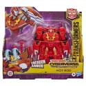 Transformers Action Attackers Ultra Hot Rod  e7107/e1886