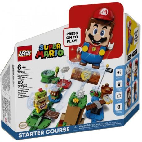 Przygody z Mario — zestaw startowy