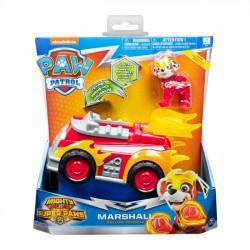Psi Patrol - Marshall+ pojazd ze światłem i dźwiękiem