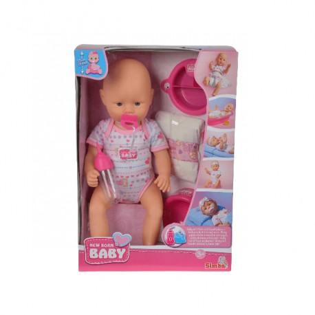 Lalka New Born Baby Simba