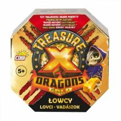 Figurka Treasurex S2 Dragons Łowca