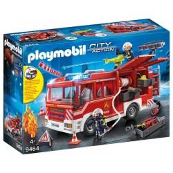 Playmobil pojazd ratowniczy straży