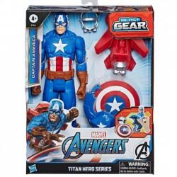 Avengers Figurka Tytan Kapitan Ameryka