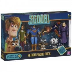 Scooby-Doo! - Zestaw 6 figurek