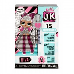 LOL Mini Fashion Doll lalka Diva