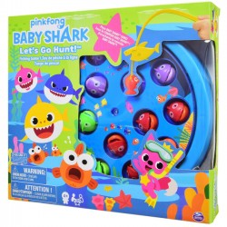 Spin Master Game Baby Shark Łowienie Ryb